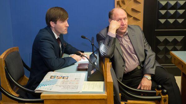 Mārtins un Marts Helme. - Sputnik Latvija