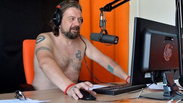 Ведущий радио Sputnik Александр Кривошеев - Sputnik Латвия