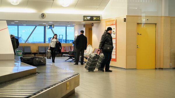 Таллиннский аэропорт. - Sputnik Latvija