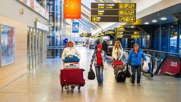 Tallinas lidosta. Foto no arhīva - Sputnik Latvija