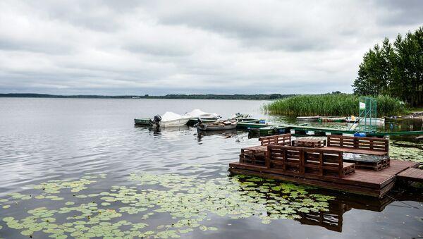 Киш-озеро - Sputnik Латвия