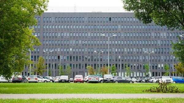 Здание Службы госдоходов Латвии - Sputnik Латвия