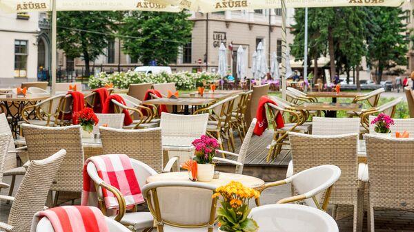Кафе в Риге - Sputnik Латвия