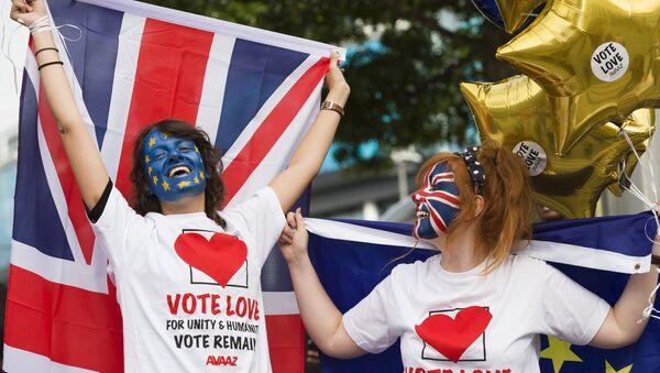 Referendums Lielbritānijā par izstāšanos no ES. Foto no arhīva - Sputnik Latvija