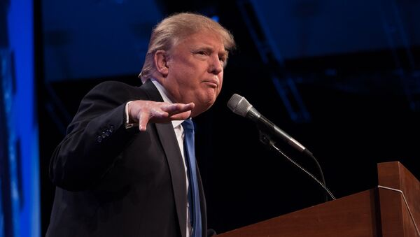 Donalds Tramps. Foto no arhīva - Sputnik Latvija