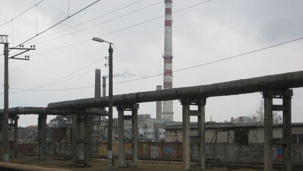 Индустриальный район - Sputnik Латвия