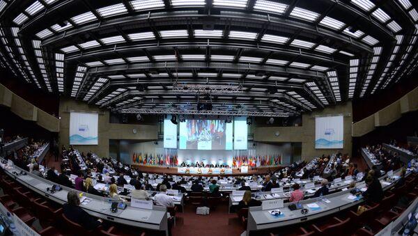 Сессия ПА ОБСЕ. Архивное фото - Sputnik Latvija