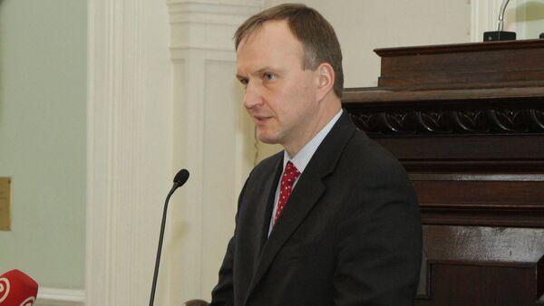Государственный секретарь Андрейс Пилдеговичс - Sputnik Латвия