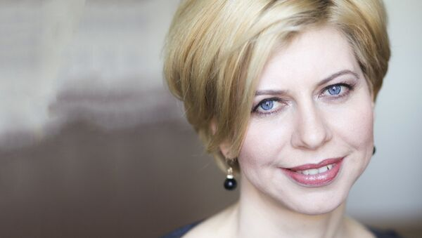 Министр здравоохранения Анда Чакша - Sputnik Латвия