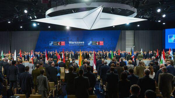 Саммит НАТО в Варшаве - Sputnik Латвия