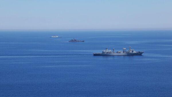 Корабли ВМС России - Sputnik Латвия