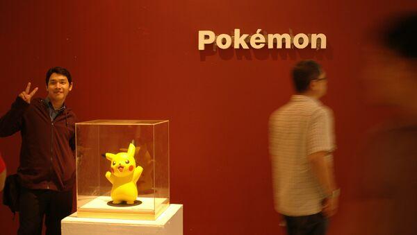 Pokemon в музее - Sputnik Латвия