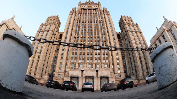 Krievijas ĀM. Foto no arhīva - Sputnik Latvija