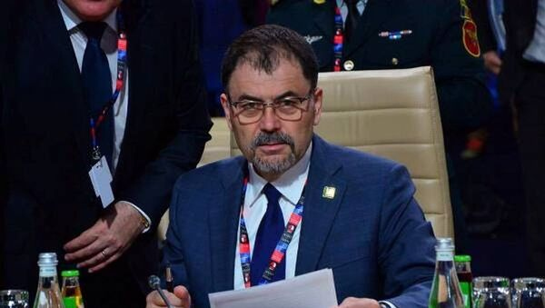Министр обороны Молдова Анатол Шалару - Sputnik Latvija