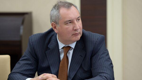 Krievijas vicepremjers Dmitrijs Rogozins - Sputnik Latvija