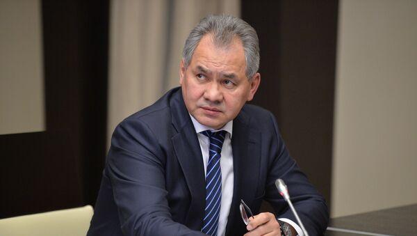 Сергей Шойгу - Sputnik Latvija