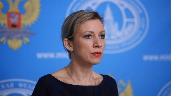Брифинг официального представителя МИД России М.В.Захаровой - Sputnik Латвия