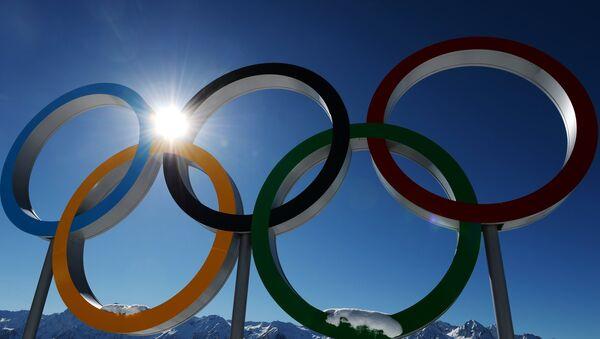 Олимпийская символика - Sputnik Latvija