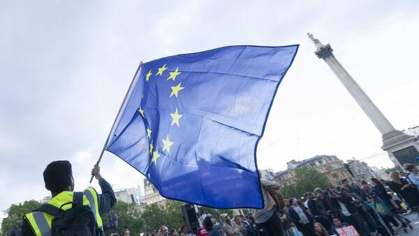 ES karogs. Foto no arhīva - Sputnik Latvija