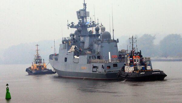 Сторожевой корабль Адмирал Эссен, архивное фото - Sputnik Латвия