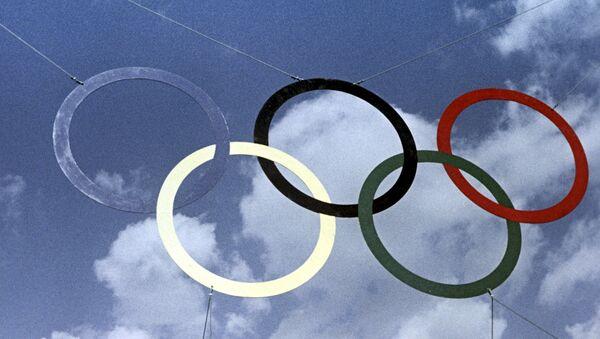 Олимпийские кольца - Sputnik Латвия