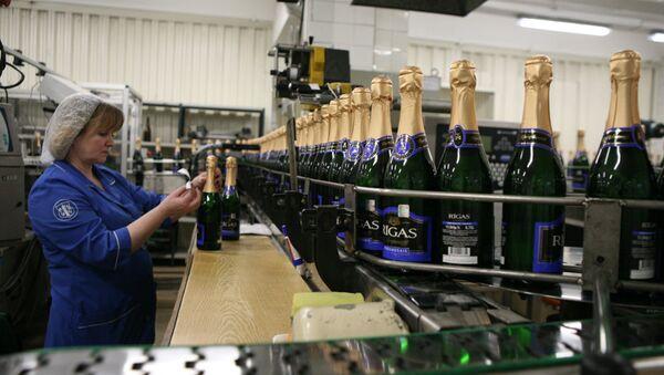 Рижский завод шампанских вин - Sputnik Латвия