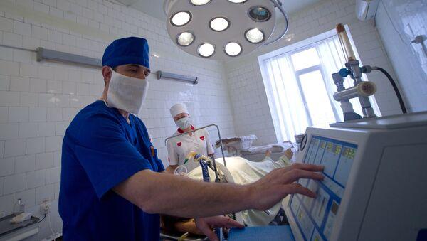 Slimnīca. Foto no arhīva - Sputnik Latvija