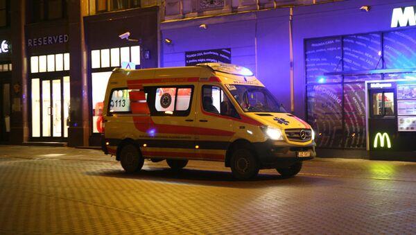 Neatliekamās medicīniskās palīdzības dienests - Sputnik Latvija