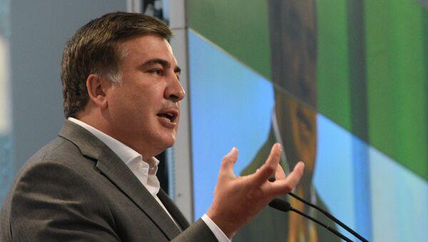 Михаил Саакашвили - Sputnik Latvija