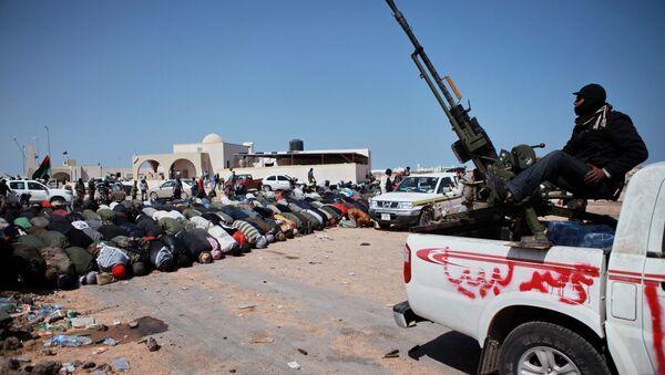 Ситуация в Ливии - Sputnik Латвия