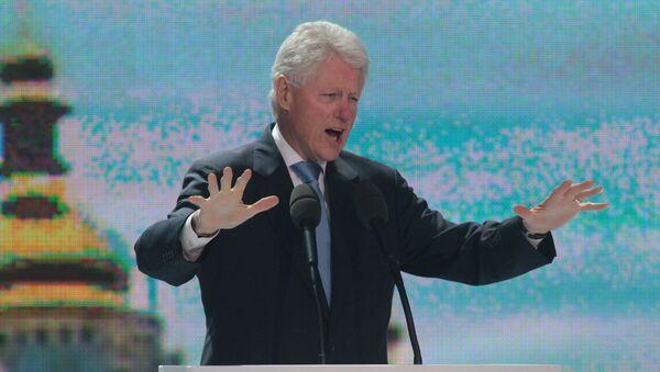 ASV eksprezidents Bils Klintons. Foto no arhīva - Sputnik Latvija