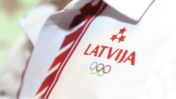 Форма для латвийских спортсменов на Олимпиаде в Рио - Sputnik Латвия