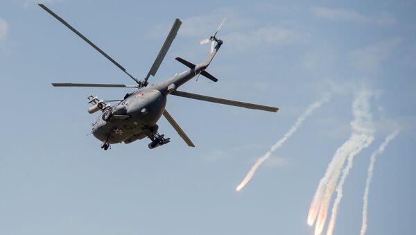 Вертолет Ми-8 - Sputnik Латвия