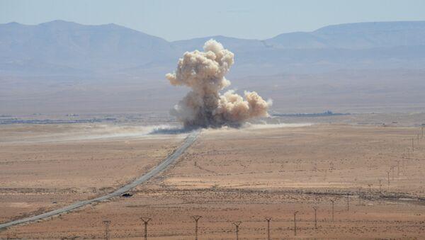 Ситуация в Сирии, архивное фото - Sputnik Latvija