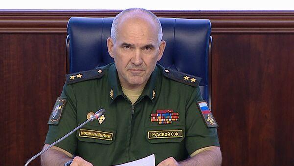 Генштаб РФ о сбитом в Сирии Ми-8: совершен террористический акт - Sputnik Латвия
