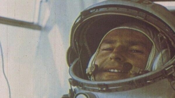 Успешный полет космонавта-2 Германа Титова. Кадры из архива - Sputnik Latvija