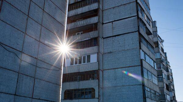 Многоэтажные жилые дома - Sputnik Latvija