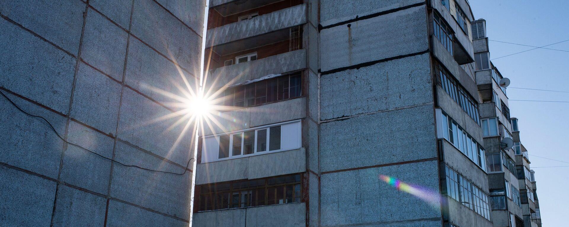 Многоэтажные жилые дома - Sputnik Латвия, 1920, 12.06.2021