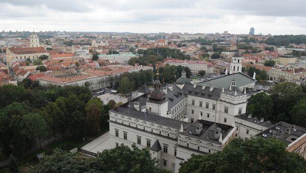 Города мира. Вильнюс - Sputnik Latvija