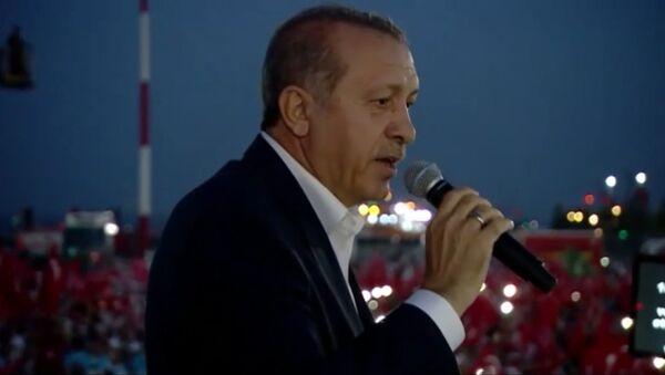 Эрдоган объяснил, при каком условии подпишет закон о смертной казни - Sputnik Латвия