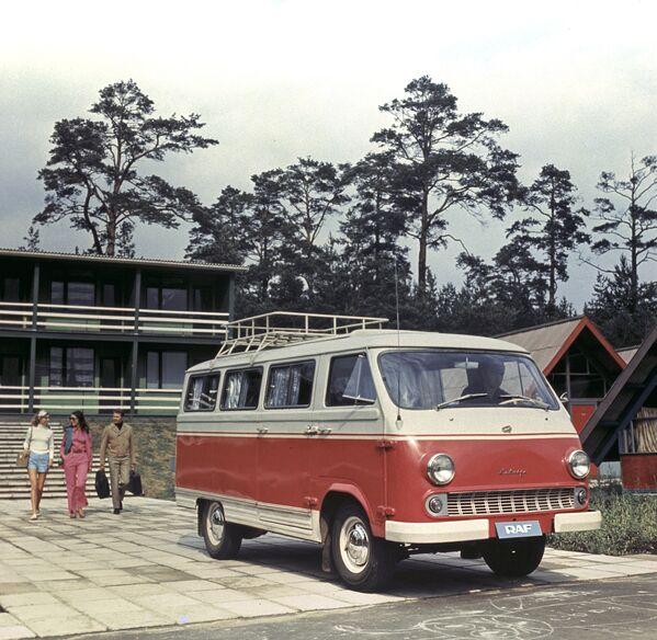 Советский автобус РАФ-977 ДМ Латвия - Sputnik Latvija