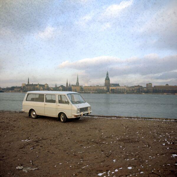 Микроавтобус РАФ - Sputnik Latvija