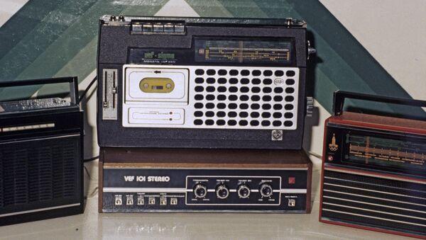 Продукция радиозавода в Риге - Sputnik Латвия