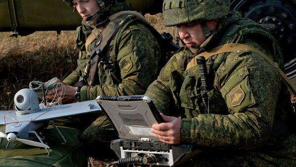 Militārās mācības. Foto no arhīva - Sputnik Latvija