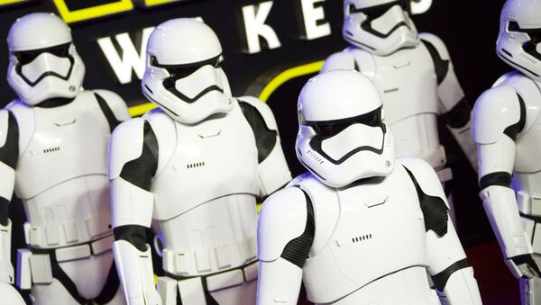 Премьера фильма Звездные войны: Пробуждение силы в Лондоне - Sputnik Latvija