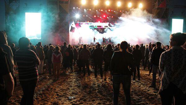 На фестивале Kubana в Риге - Sputnik Латвия