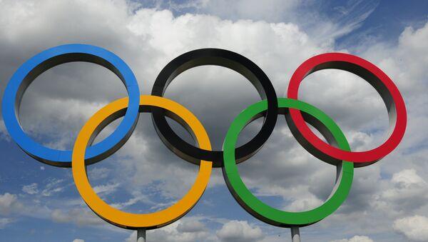 Олимпийские кольца - Sputnik Latvija