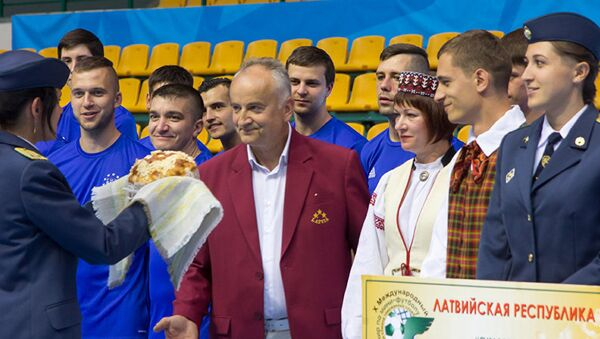Aleksandrs Ļeščinskis - Sputnik Latvija