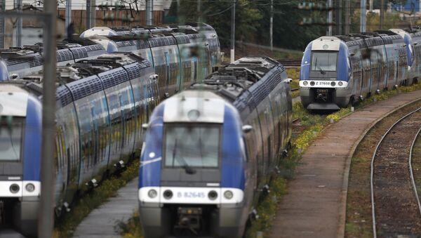 Региональные поезда TER. Франция - Sputnik Латвия