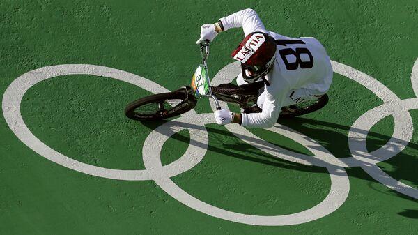Māris Štrombergs Olimpiādē Rio - Sputnik Latvija